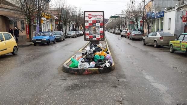 Керч сміття
