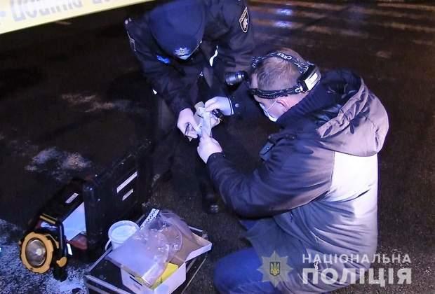 Вбивство в Києві працівника Управління держохороною