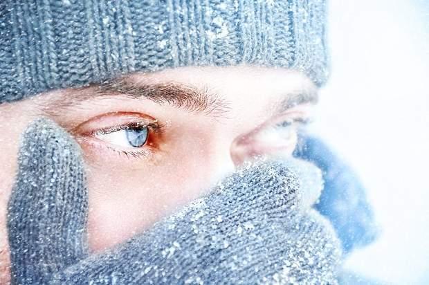 Сіроокі або блакитноокі менше схильні до сонливості взимку