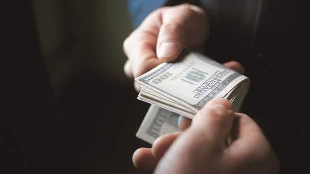 Коррупция в Украине процветает