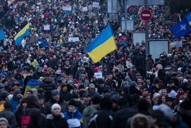 Украинцы сами выбирают свою власть