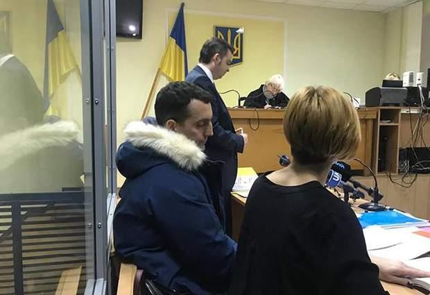 Петро Очеретяний арешт суд вбивство