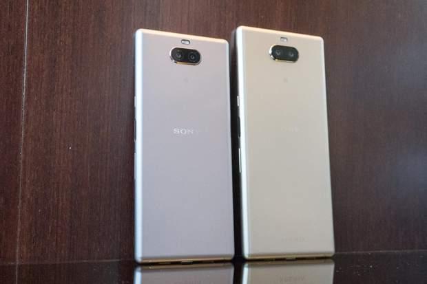 Sony Xperia 10 та Xperia 10 Plus