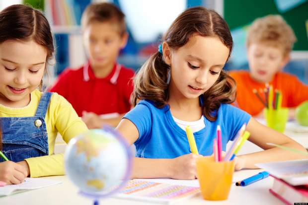 Найкраще починати вивчати іноземні мови з 6 років
