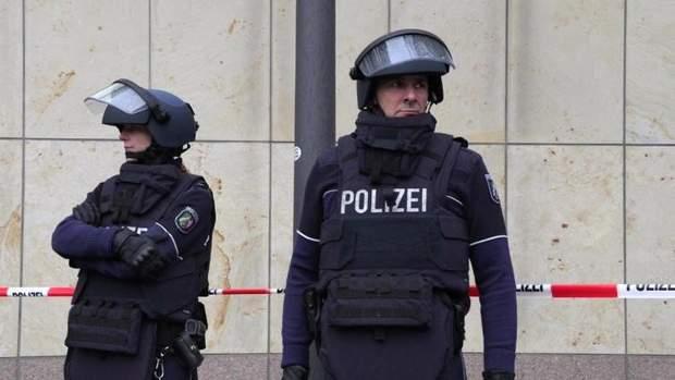 Поліція у Кельні
