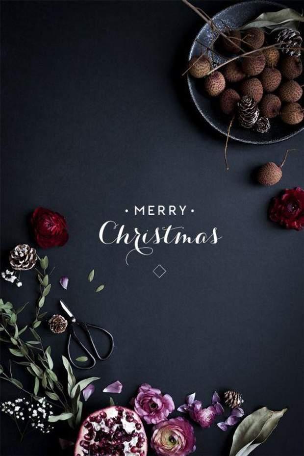 Листівки-привітання із Різдвом 2019
