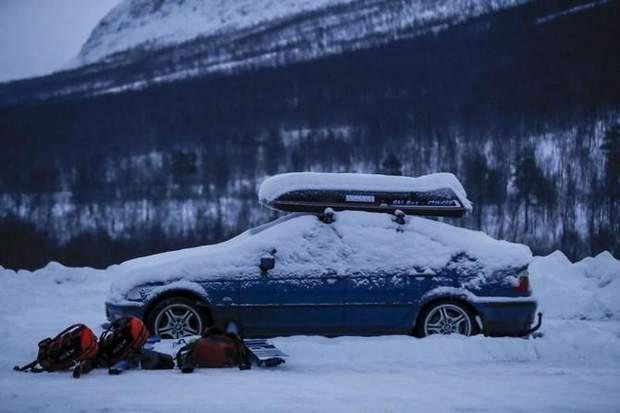 лижники норвегія жертви