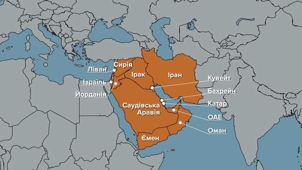 Близький Схід