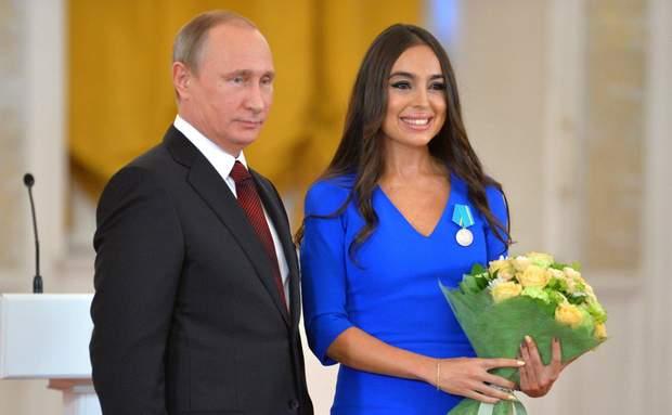 Алієва, Путін