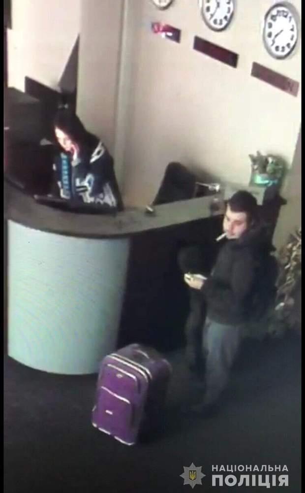 Підозрюваний у вбивстві студенток у Харкові
