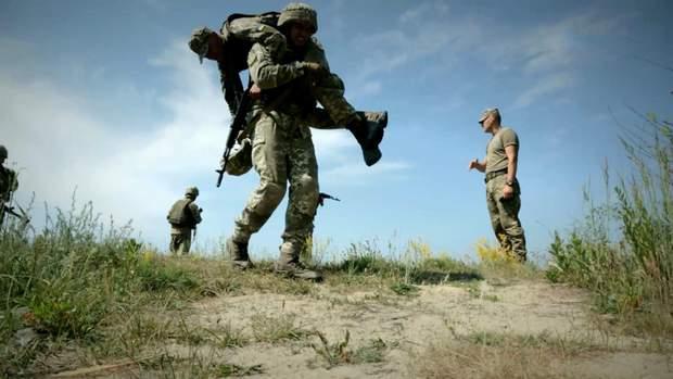 військові навчання житомирський полігон