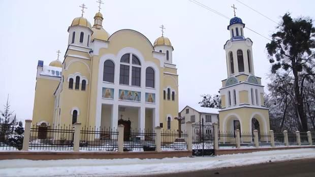 Храм у Жовкві