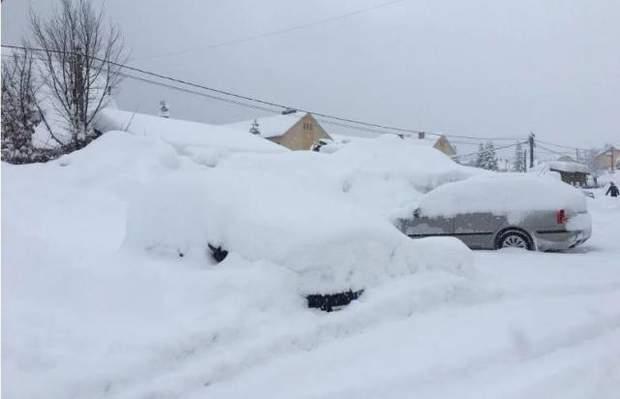 Сніг Словаччина