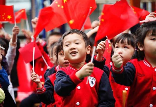 Діти у Китаї