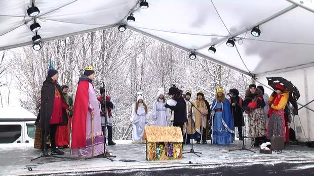 Різдво у Львові