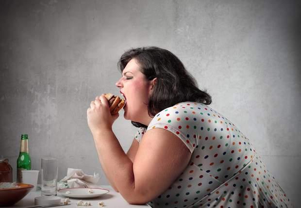 Ожиріння прискорює процес старіння