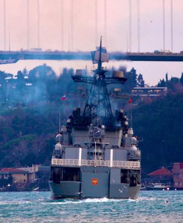Чорне море Бойовий корабель