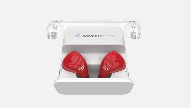 Розумні навушники від Waverly Labs