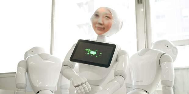 Робот від Digital Shaman