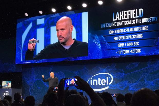 Процесори Intel Ice Lake стали першими 10-нанометровими чіпами компанії