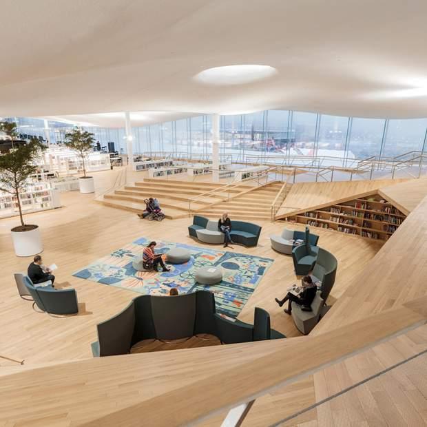 бібліотека Гельсінкі
