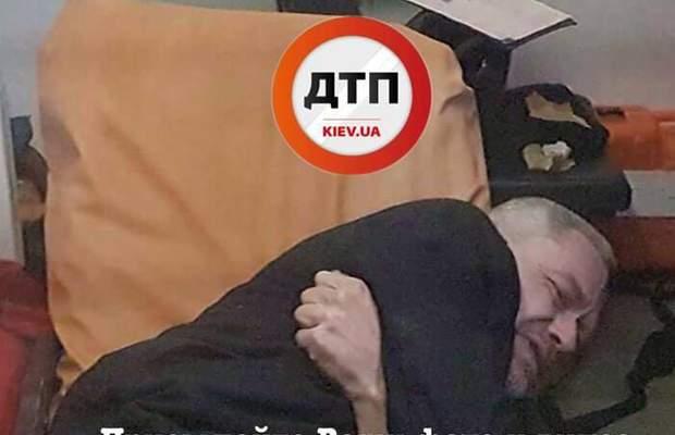 Суддя Усатов звільнення ДТП