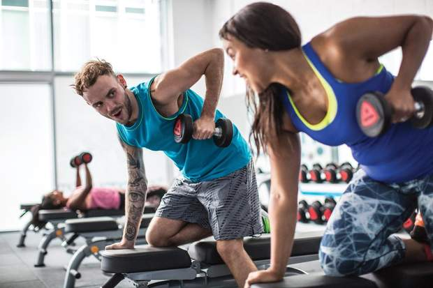 Змінюйте одяг після тренування