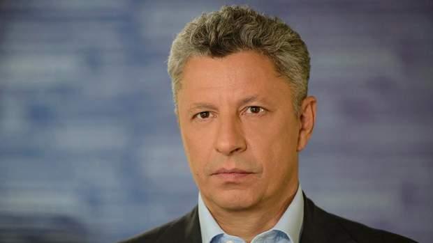 Юрий Бойко, выборы, президент