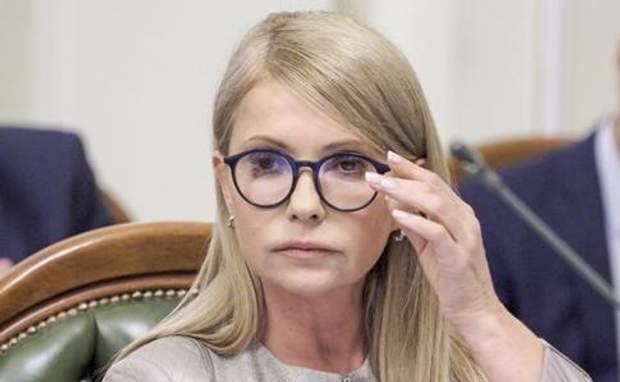 тимошенко кандидат в президенты