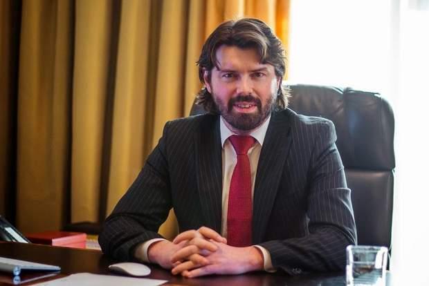 Кандидат у президенти Андрій Новак