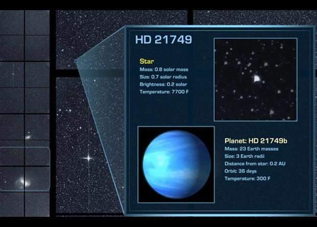 HD21749b