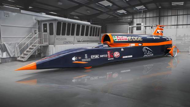 Найшвидше авто на планеті