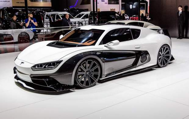 Компанія Bloodhound знайшла інвестора для проекту найшвидшого авто на планеті