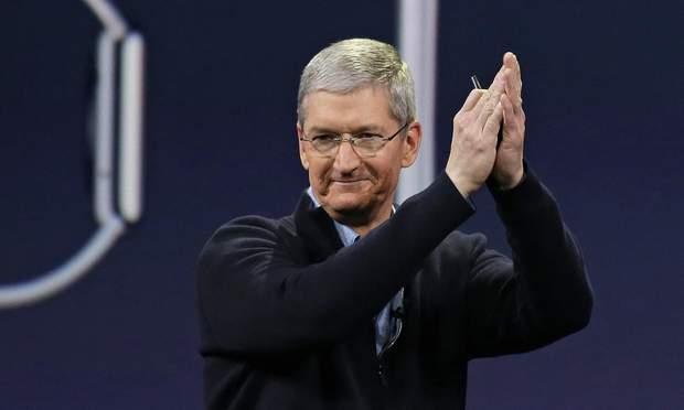 Голова правління Apple Тім Кук