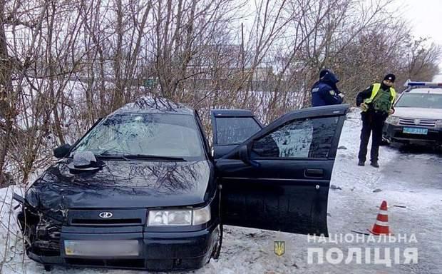 У результаті аварії загинуло 3 людей