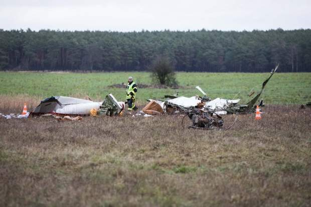 літак авіакатастрофа Німечина