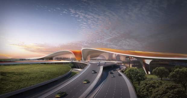 аеропорт Пекін Дасін Китай