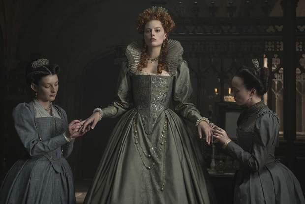 Марія — королева Шотландії