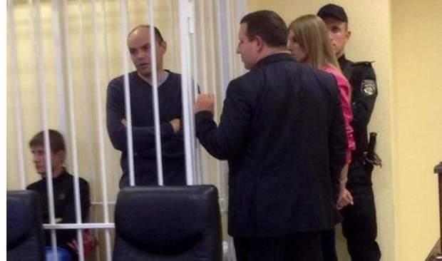 Старшого прокурора Павла Козлова на деякий час взяли під варту