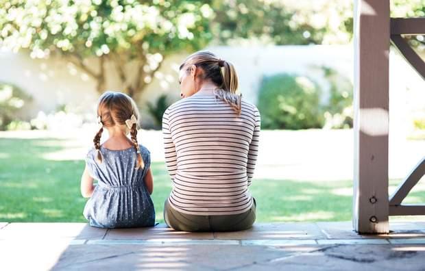 Якщо дитині боляче чи страшно, то вона не повинна цього терпіти