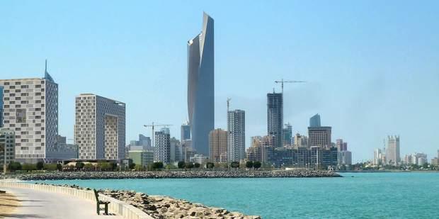 Дроздов і партнери Кувейт проект