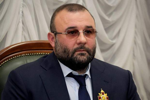 Кримінальний авторитет Олександр Петровський
