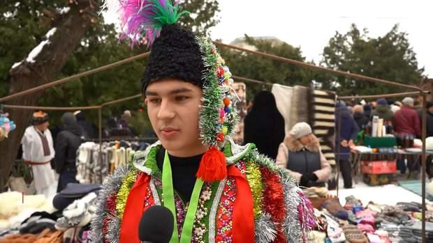 маланка на буковині карнавал
