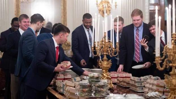 Прийом в Білому домі