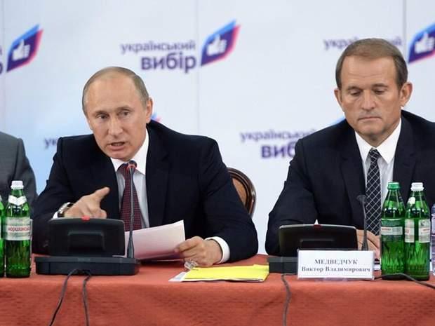 президентські вибори-2019 Путін Медведчук