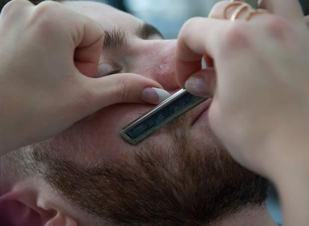 Відрощування бороди