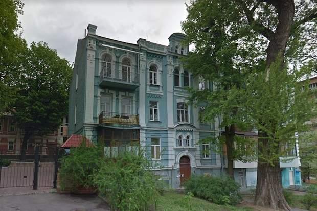 Київ історичний будинок Лабораторна