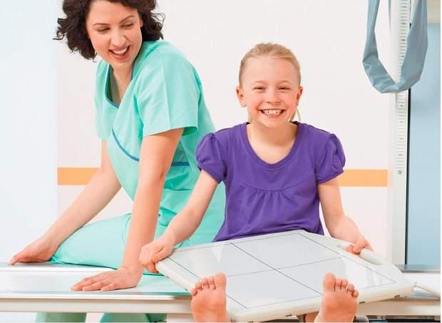 Наскільки безпечні для дитини рентгенівські промені