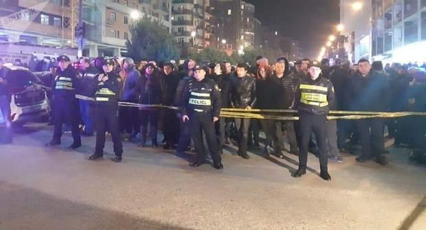 Грузія, вибух, газ, жертви, Тбілісі