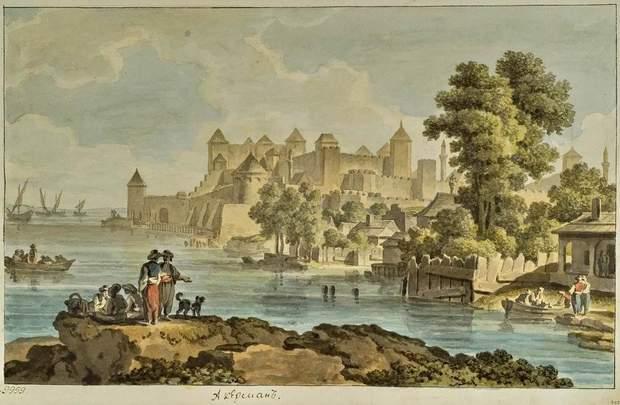 Аккерманська фортеця ЮНЕСКО